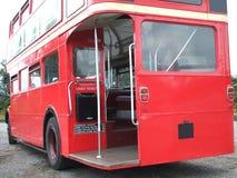 Bus di doppio ponte. Fotografia Stock
