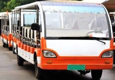 Bus di giro Fotografie Stock