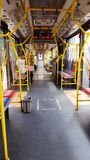 bus di Jakarta Fotografia Stock Libera da Diritti