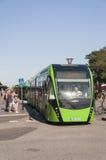 Bus di Malmoexpressen fotografie stock