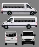 Bus di vettore illustrazione di stock