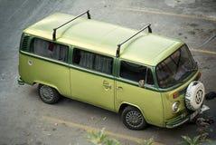 Bus di Volkswagen fotografie stock libere da diritti