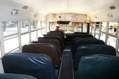 Bus driver Stock Photo