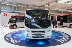 Bus elettrico di KARSAN Fotografia Stock