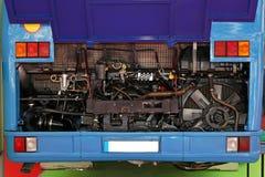 Bus engine Stock Photos
