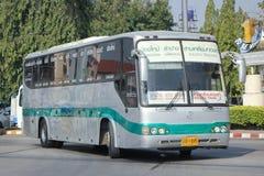 Bus of Greenbus Company Stock Photos