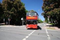 Bus guidé à Munich. Images stock