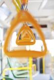 Bus handle Stock Photography