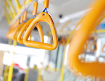 bus handle Royalty Free Stock Photography