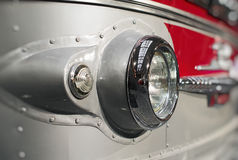 Bus headlight. Stock Photography