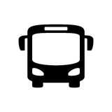 Bus Icon Stock Photo