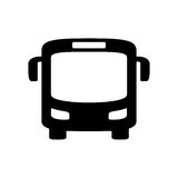Bus icon Royalty Free Stock Image