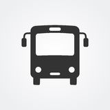 Bus icon Stock Images