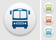 Bus icon Stock Photos