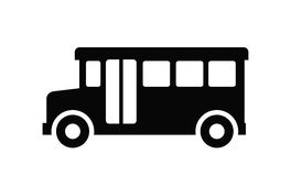 Bus icon Stock Photos