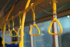 Bus interior Stock Photos