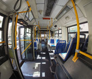 Interior of a pullman train of 1930 39 s royalty free stock for Interno autobus