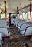bus london redroutemaster Inga 14 Royaltyfri Foto