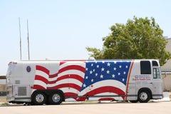 Bus mobile de soins de santé Image libre de droits