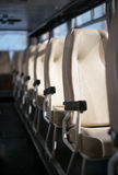 Bus at morning. Royalty Free Stock Photography