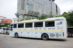 Bus of Nakhonchai air Stock Photography