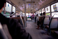 Bus no.1 Royalty Free Stock Photography
