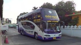 Bus No. 875-2 of SASANAN TRANSPORT Stock Photography