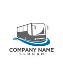 Bus rent solution Logo Template vector icon design. For financial business insurance abstract Stock Photo