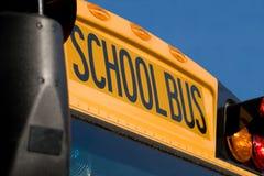 bus school Στοκ εικόνες με δικαίωμα ελεύθερης χρήσης