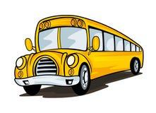 bus school Στοκ Εικόνα