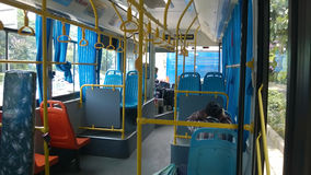 Bus service Royalty Free Stock Image