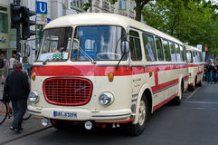 Bus Skoda 706 RTO (Karosa) Stock Image