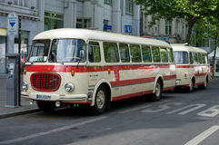 Bus Skoda 706 RTO (Karosa) Royalty Free Stock Photos