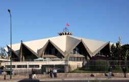 Bus station in Rabat, Morocco Stock Image
