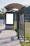 Bus stop. Stock Images