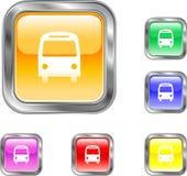 Bus-Taste Stockfoto