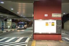 Bus Terminal Stock Photos