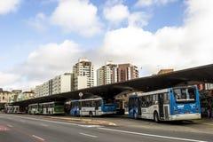 Bus Terminal Stock Image