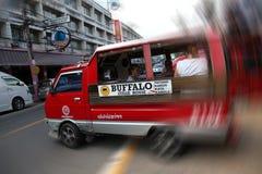Bus thaï photo libre de droits
