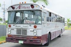 Bus to Chetumal Stock Photos