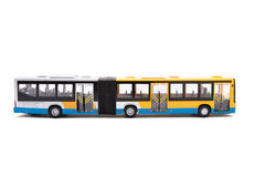 Bus  toy Stock Photography