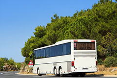 Bus Travel Royalty Free Stock Images