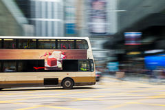 Bus travel Stock Photography