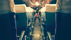 Bus stock photo