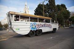 Bus turístico de San Francisco imagen de archivo
