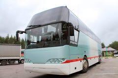 Bus turistico Fotografia Stock