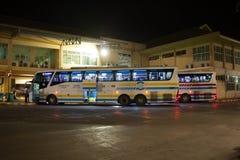 Bus van Sombattour-bedrijf Royalty-vrije Stock Foto's