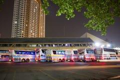 Bus van Sombattour-bedrijf Stock Fotografie