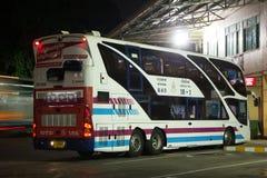 Bus van Sombattour-bedrijf Royalty-vrije Stock Afbeeldingen