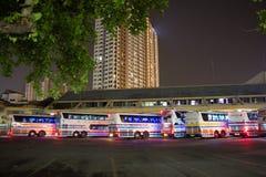 Bus van Sombattour-bedrijf Royalty-vrije Stock Foto
